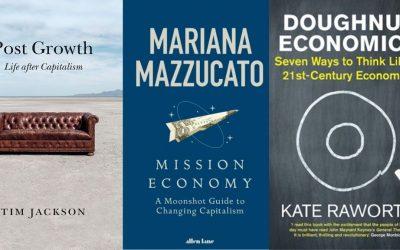 Three books to spark a revolution?